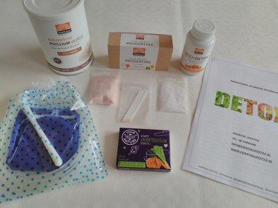 Milde Detoxkuur met Klysma (Darmspoeling)
